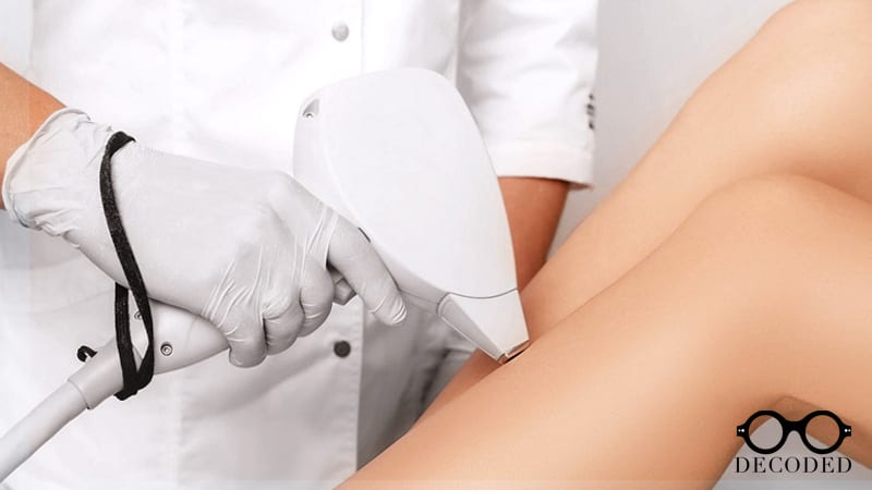 what they don't tell you about laser hair removal - kaia naturals
