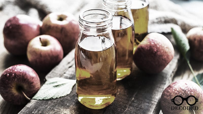 apple cider vinegar for your body - kaia naturals