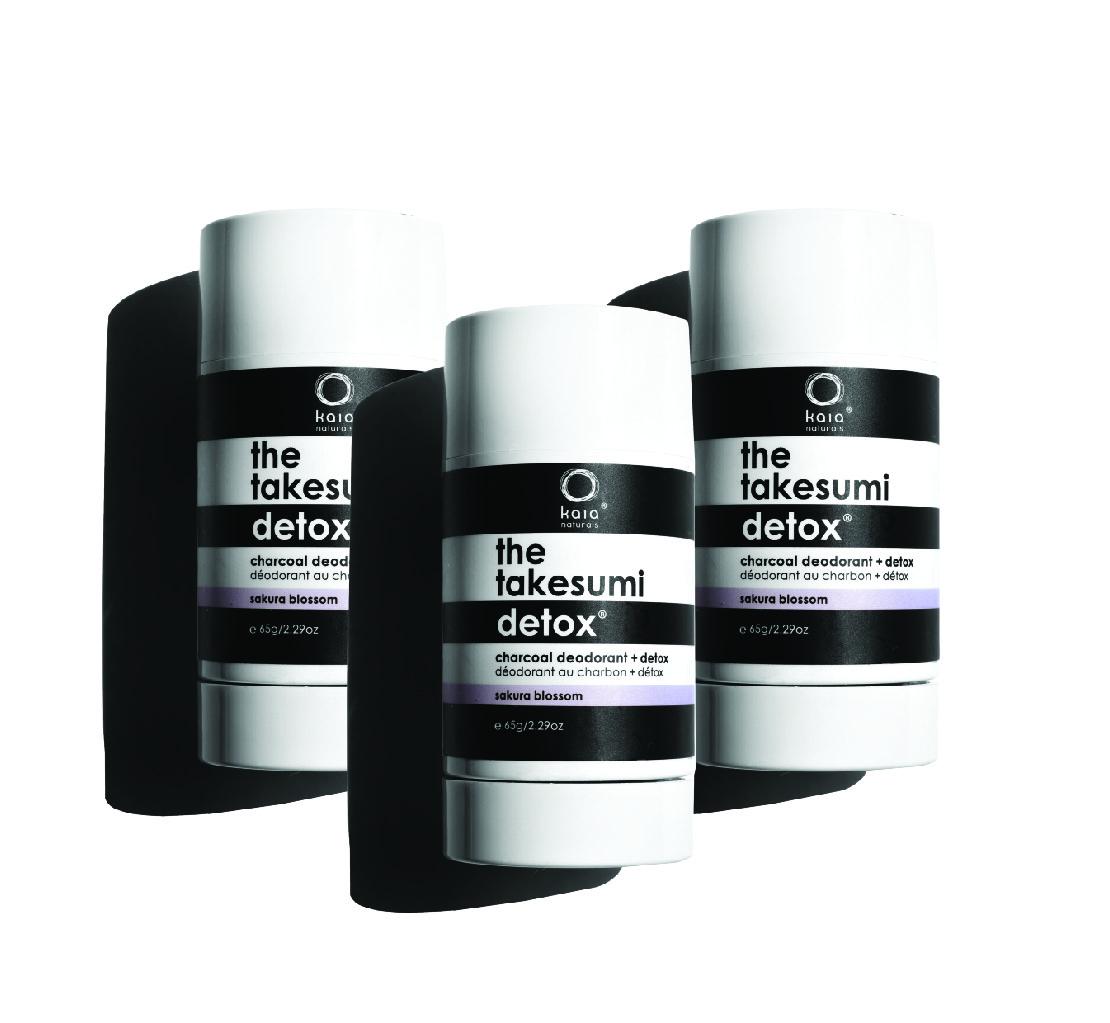 charcoal deodorant bundle