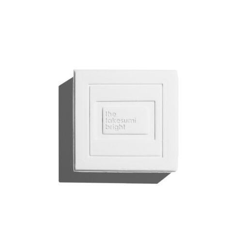 takesumi bright brightening body bar on white background