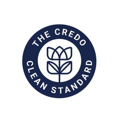 credo clean standard logo