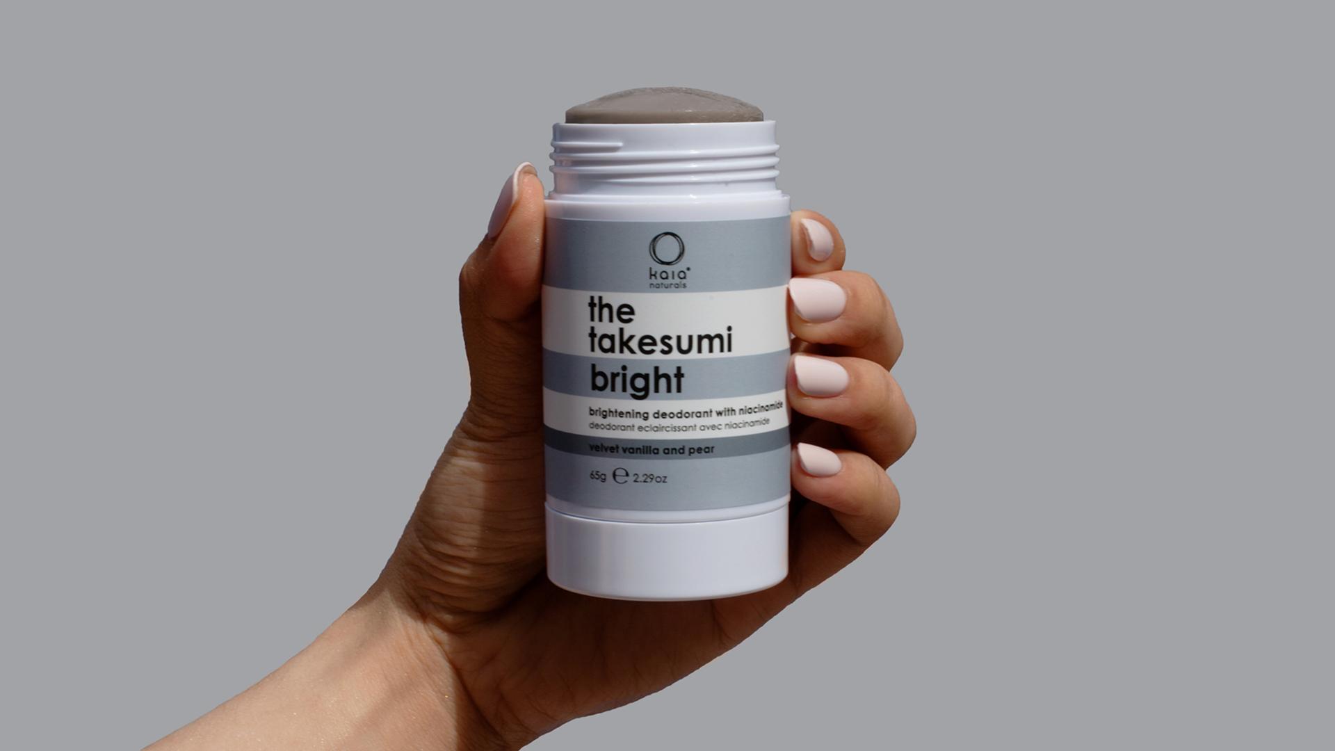 takesumi bright deodorant and body balm