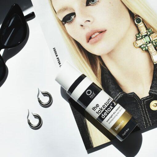 aerosol-free dry shampoo blonde - kaia naturals