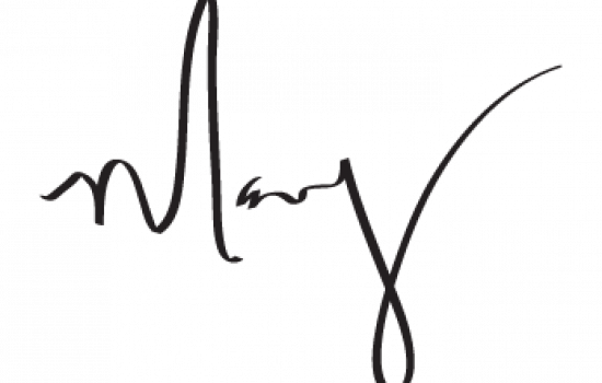 Mary-Signature-black