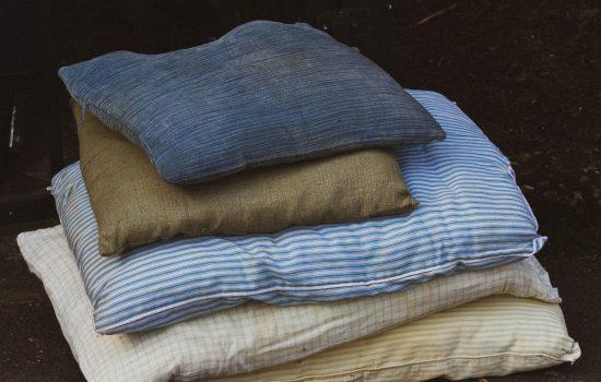 Sweat at Night Pillow