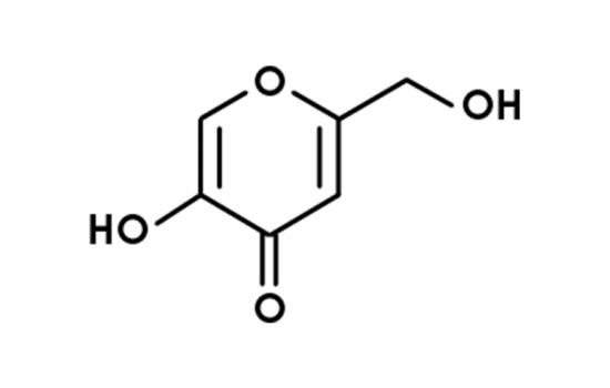 symbol of kojic acid the secret skin brightening ingredient that will minimize those dark spots
