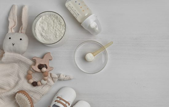 baby powder talc-free products