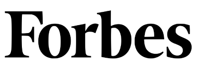 forbes logo with white background
