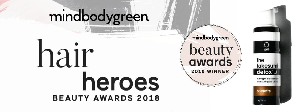 best dry shampoo mindbodygreen